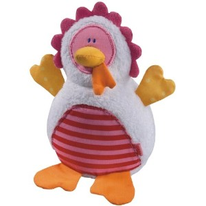 Haba Hennie Hen Clutching figure by Haba