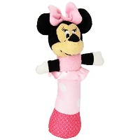 Disney Baby Stick Rattle Toy, Minnie Mouse by Kids Preferred (English Manual)