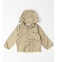 DOORS Lee×DOORS-natural- MOUNTAIN PARKA(KIDS)【アーバンリサーチ/URBAN RESEARCH キッズ その他(アウター) BEIGE ルミネ...