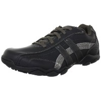 [スケッチャーズ] SKECHERS Diameter-Blake 63385 BLK(Black Leather/25.5)