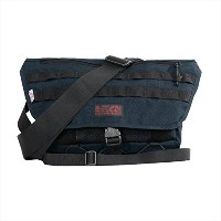 "LINHA(リーニア) MINIMESSENGER BAG TYPEIII""STINGRAY"" MSB-12 NAVY"