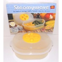 Steamywave電子レンジ蒸し器by Steamywave