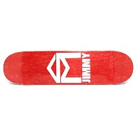 SK8MAFIA DECK(スケートマフィア)デッキ JIMMY CAO HOUSE STAINS RED・8.06