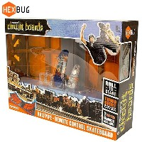 トニーホークス RC スケートボード ハーフパイプセット HEX BUG TONY HAWK Circuit boards Halfpaipe +Remote Control SkateboartdB...