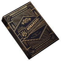 Bicycle Monarchs Playing Card