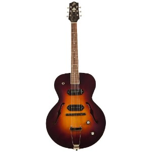 The Loar LH-319-VS Archtop Guitar with P-90 ピックアップ アコースティックギター アコギ ギター (並行輸入)