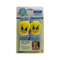 Tweety Car Seat Strap Covers by Baby Looney Tunes