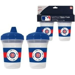 Baby Fanatic Sippy Cup - Chicago Cubs by Baby Fanatic
