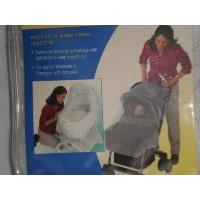 Especially for Baby Bassinet or Carriage Netting by Especially for Baby