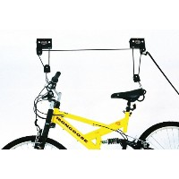 Geared Up Bike Storage Up and Away Deluxe Hoist System