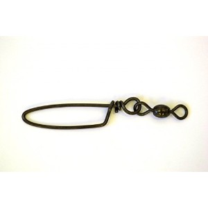Eagle Claw 01122 – 010 Crane Swivel Terminal Tackle、サイズ10