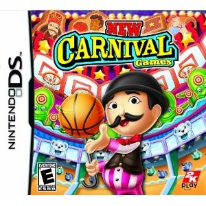 DS NEW CARNIVAL GAMES (海外版)