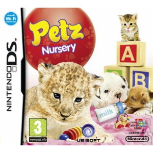 DS PETZ NURSERY (海外版)