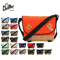 Drifter ドリフター Town Messenger M メッセンジャー Messenger Bag M-Cordura Nylon 720