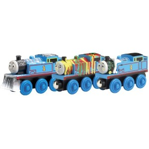 【Thomas and Friends Wooden Railway - Adventures of Thomas by Thomas & Friends】 b00099ebuc