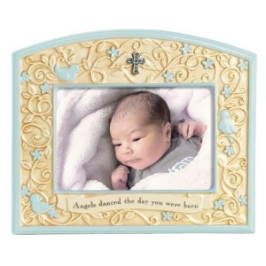 Beautiful Photo Frame For Baby Angels Danced The Day You Were Born by Grasslands Road