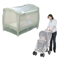 Jeep Playpen & Stroller/Infant Carrier Netting Set by Jeep