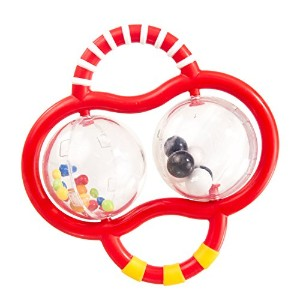 Sassy Grasp and Spin Rattle by Sassy