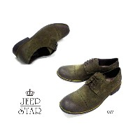 JEEP STAR SUEDE STRAIGHTCHIP SHOES