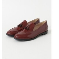 Sonny Label CORSO ROMA, 9 LOAFER WITH TASSEL【アーバンリサーチ/URBAN RESEARCH レディス その他(シューズ) BORDEAUX ルミネ...