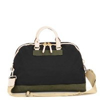 Danzo Diaper Retro Bag, Black/Olive by Danzo