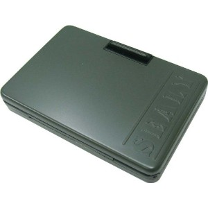 HOUSE USE PRODUCTS(ハウスユーズプロダクツ) 携帯灰皿 PORTABLE ASHTRAY SEALY OLIVE HFT183 [正規代理店品]