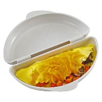 Nordic Ware Microwaveable Omeletパン ホワイト 63600