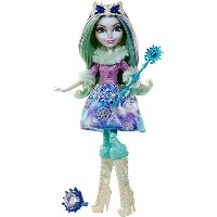 Ever After High エバーアフター ハイ エピックウィンター クリスタル・ウィンター ドール/Epic Winter Crystal Winter Doll [並行輸入品]