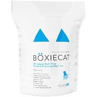 Boxiecat ボクシーキャット 7.26kg Premium Clumping Clay Cat Litter