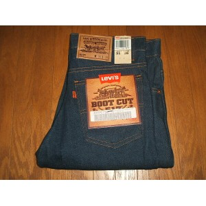 LEVIS(リーバイス) 517 ブーツカット Lot 20517-0217 1990年代 MADE IN USA(アメリカ製) 実物デッドストック W31×L36