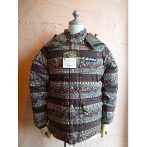 ★WILD THINGSワイルドシングス★2012 A/W KASHMIR DOWN JACKET 12FWWT024DARK