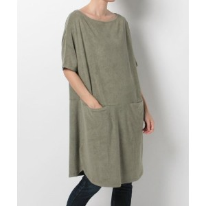 ★dポイント最大20倍★【SHIPS OUTLET(シップス アウトレット)】【SHIPS Days】SUNDAY IN BED:PILE C/N TUNIC【dポイントでお得に購入】