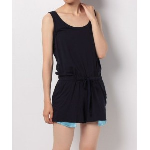 ★dポイントが貯まる★【SHIPS OUTLET(シップス アウトレット)】【SHIPS for women】CLU TOO:SALOPETTE SHORTS【dポイントでお得に購入】