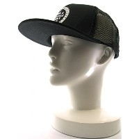 """GOHEMP(ゴーヘンプ)""""I NEED A MIRACLE"""" MESH CAP H/C WEATHER Color:BLACK Size:F (0)"""
