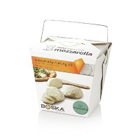Boska Holland Mozzarella Cheese Makingキット| Exploreコレクション