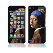 【iPod touch】スキンシール 第5世代【お取寄せ】AT47/The Girl With The Pearl Earing [ アイポッド アイポッドタッチ ipodtouch ] かわいい...