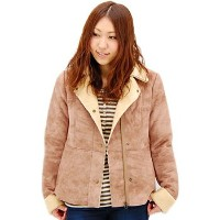 【★】【FW】american outfitters アメリカンアウトフィッターズ レディース SHEARLING PERFECTO[212-3840-84]