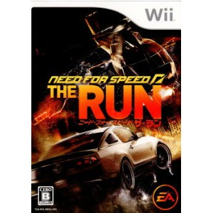 【Wエントリーでポイント8倍!+クーポン】【中古】[Wii]ニード・フォー・スピード ザ・ラン(Need for Speed: The Run)(20111208)【RCP】