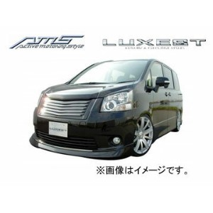 AMS/エーエムエス LUXEST luxury & exective style グリルアッパーガーニッシュ 未塗装品 ノア(Si・S) ZRR70/75W 2007/6〜