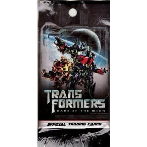 Transformers トランスフォーマー Dark of the Moon Official Trading Cards トレーディングカード [並行輸入品]