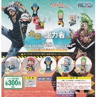from TV animation ONE PIECE ワンピース 水際の能力者vol.4