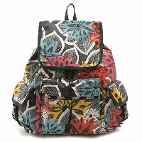 LeSportsac レスポートサック リュックサック 7839 Voyager Backpack D591 CARAWAY FLORAL [並行輸入商品]