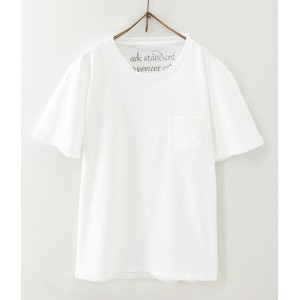 【全品送料無料!】ARK STANDARD [アークスタンダード] / U.S.A C/N POCKET TEE(6.2oz) / MADE IN CALIFORNIA U.S.A【STD】