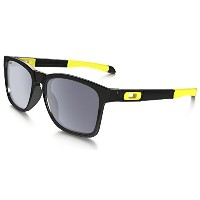 OO9272 17 サイズ OAKLEY (オークリー) サングラス CATALYST VALENTINO ROSSI SIGNATURE SERIES Polished Black Gray...