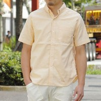TOWN CRAFT(タウンクラフト) OXFORD BD SS SHIRTS