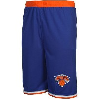 NBA NEWレプリカショーツ ニックス(ジュニア ロード)2012-13〜 adidas New York Knicks Youth Revolution 30 Replica Road...