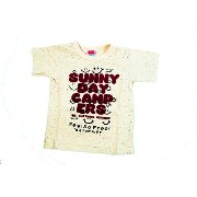 SALEセール メール便限定送料無料OIL オイル キッズ★100cm〜150cm★SUNNY DAY CAMPERE Tシャツオイル OIL CLOTHING SERVICE 子供服