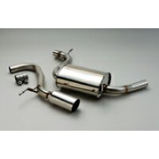 COX Stainless Muffler アウディ A3 スポーツバック 2.0TFSI 8P用 (CO12A31001)