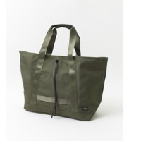 UR TRAVEL COUTURE by LOWERCASE TOTE BAG【アーバンリサーチ/URBAN RESEARCH メンズ トートバッグ OLIVE ルミネ LUMINE】