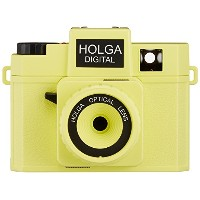 HOLGA DIGITAL Limited Color Neon Yellow